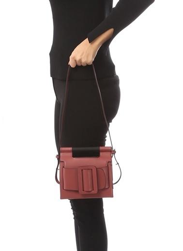 Boyy Bag Çanta Bordo